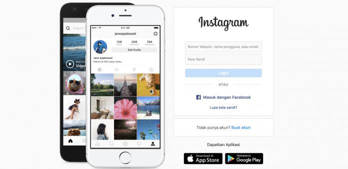 Cara Kirim Direct Message (DM) Instagram lewat PC/Website