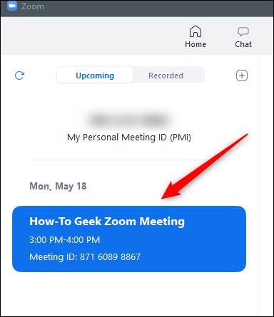 Cancel Zoom Meeting