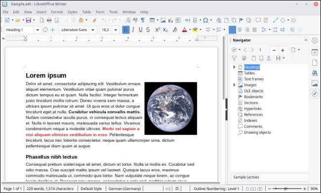 LibreOffice- Open-Source Desktop Apps