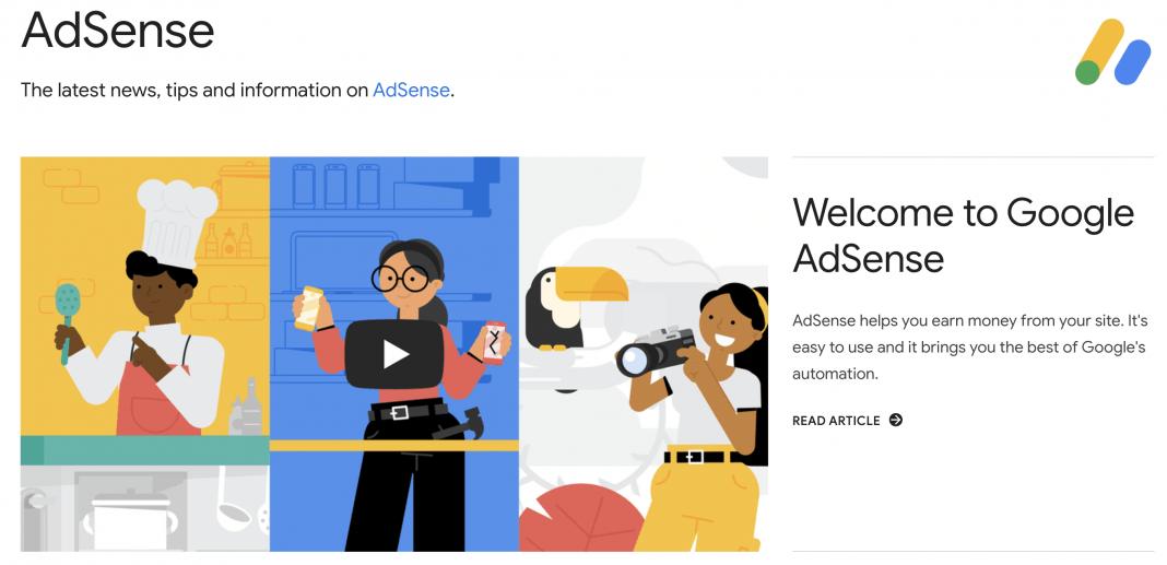 Cara Menghasilkan Uang Dengan Google AdSense