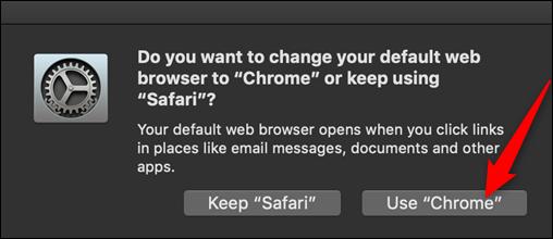 Google Chrome Sebagai Browser Default 7