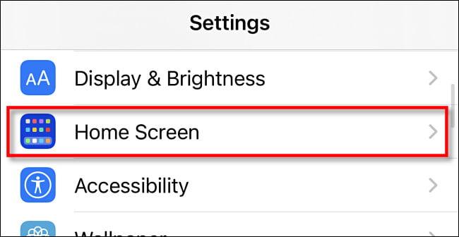 2. Cara Menampilkan atau Menyembunyikan Tanda Notifikasi di App Library iPhone