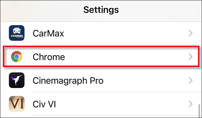 2. Cara Mengubah Default Browser di iPhone dan iPad