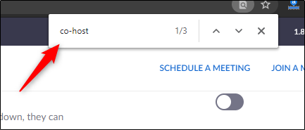 2. cara menjadikan Co Host di Zoom Meeting