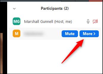 5. cara menjadikan Co Host di Zoom Meeting