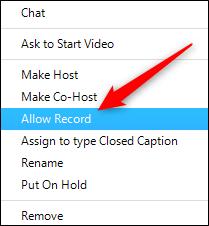 6. Cara Merekam Video di Zoom Meeting