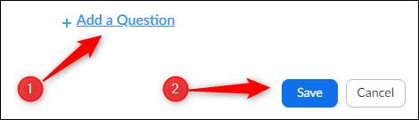 8. Cara Membuat Polling di Zoom