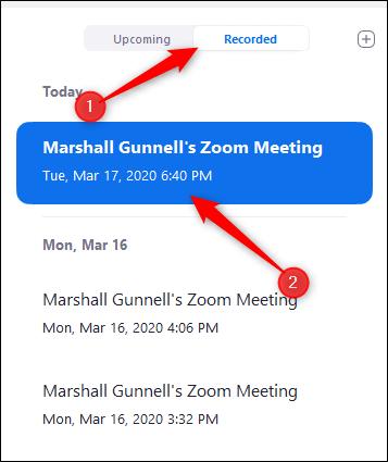 8. Cara Merekam Video di Zoom Meeting