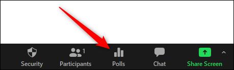 9. Cara Membuat Polling di Zoom