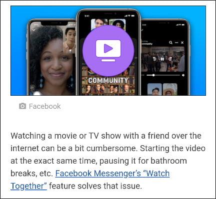 1. Cara Copy Paste Teks Link dan Foto di Android