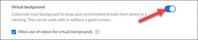 2. Cara Mengganti Virtual Background Zoom di HP Android
