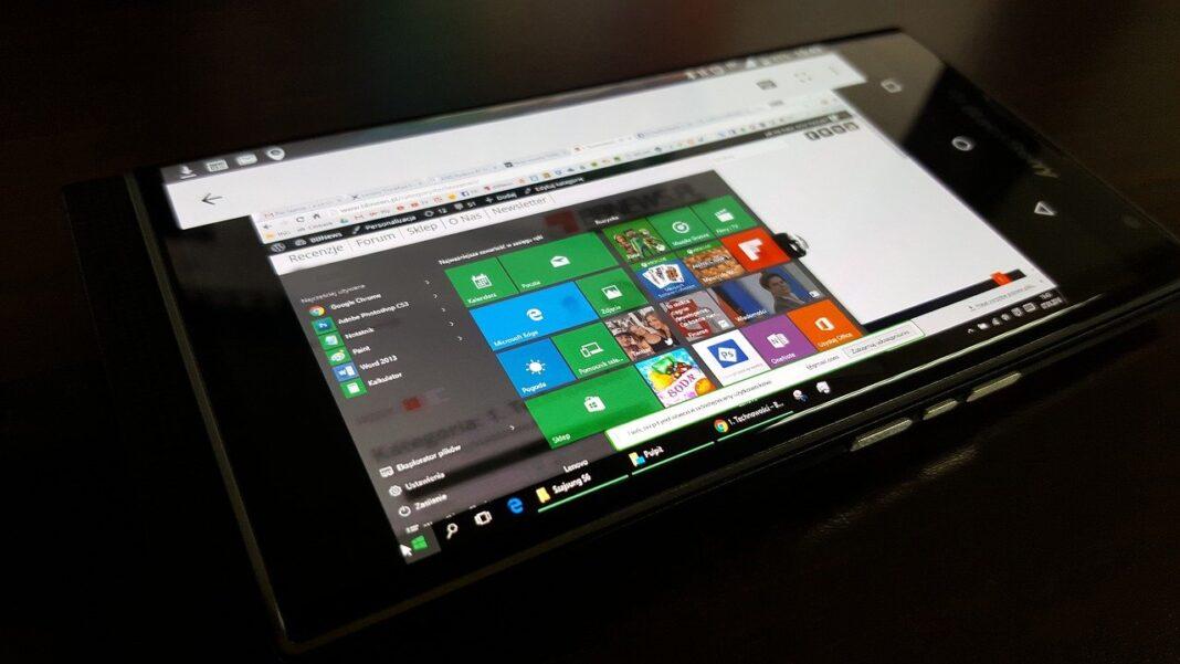 Cara Memilih Warna Kustom Start Menu Windows 10