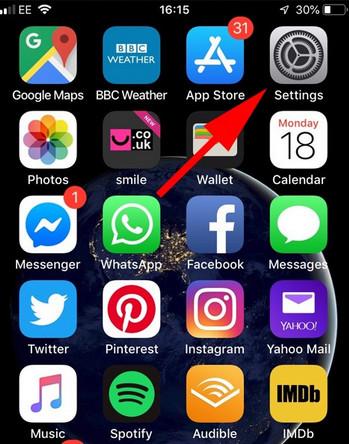 1. Cara Import Kontak dari Gmail ke iPhone