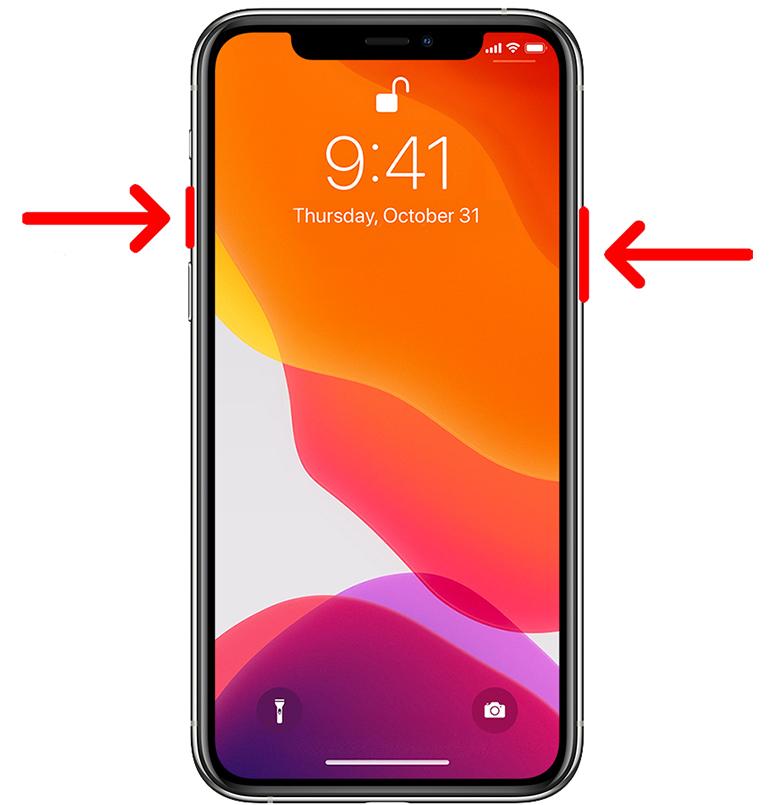 Cara Mengambil Screenshot di iPhone