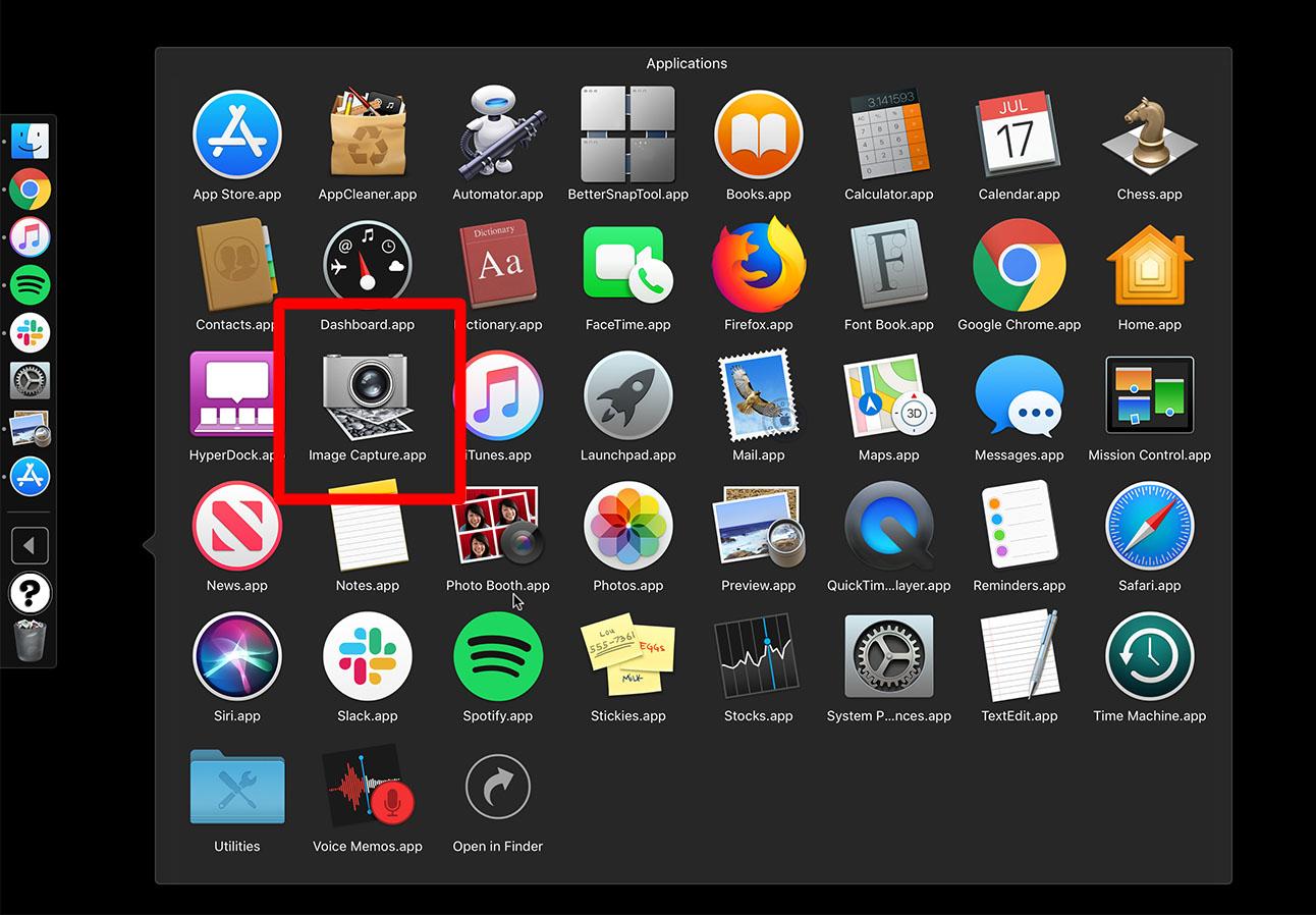 Cara Mentransfer Foto dari iPhone ke Macbook