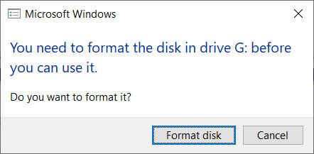 11. Cara Mempartisi Disk Eksternal di Windows 10
