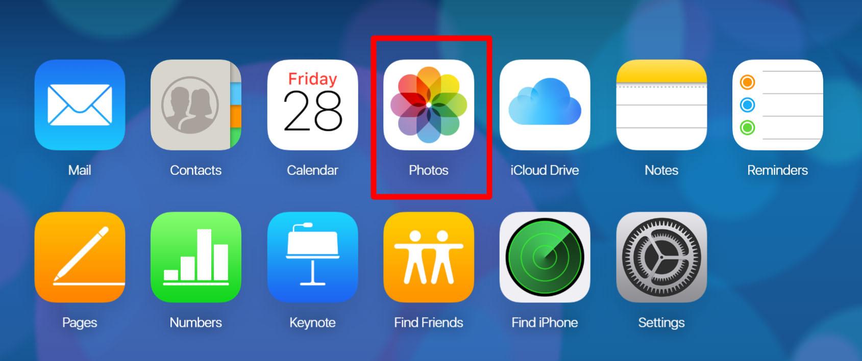 2. 1. Cara Mentransfer Foto dari iPhone ke Macbook Menggunakan iCloud