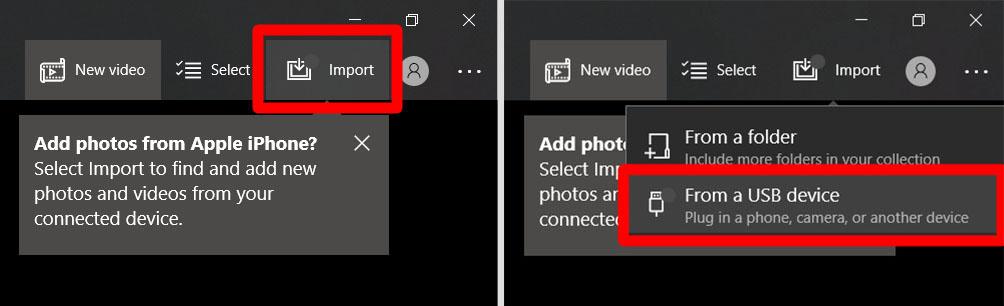 2. Cara Mentransfer Foto Dari iPhone ke PC Menggunakan Kabel USB