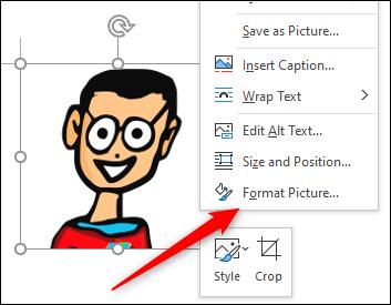 2. Cara Mirror Gambar di Microsoft Word