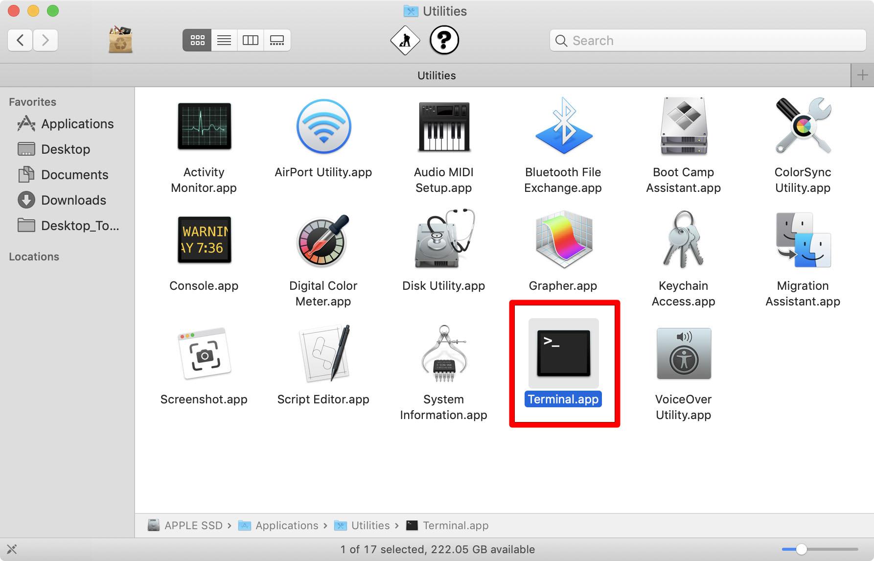 3. Cara Mengubah Lokasi Penyimpanan Screenshot di Mac
