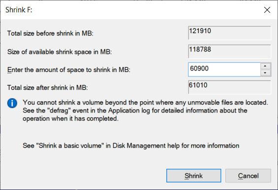 5. Cara Mempartisi Disk Eksternal di Windows 10