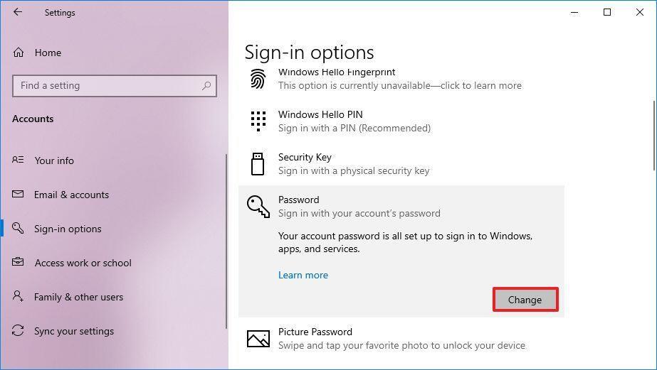 Cara Menghapus Password Laptop Windows 10 - Ruangmuda.com