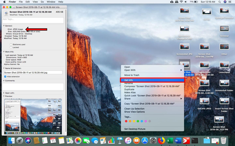 6. Cara Mengubah Lokasi Penyimpanan Screenshot di Mac