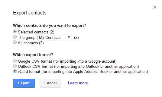 7. Cara Import Kontak dari Gmail ke iPhone