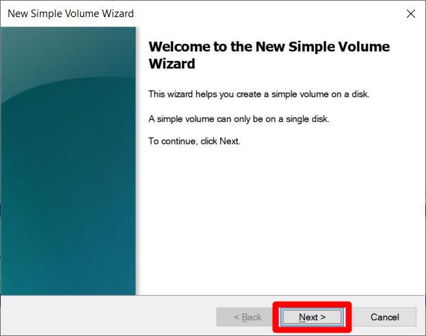 7. Cara Mempartisi Disk Eksternal di Windows 10