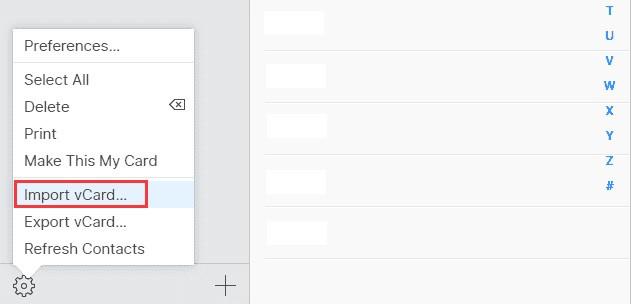 8. Cara Import Kontak dari Gmail ke iPhone