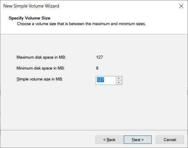 8. Cara Mempartisi Disk Eksternal di Windows 10