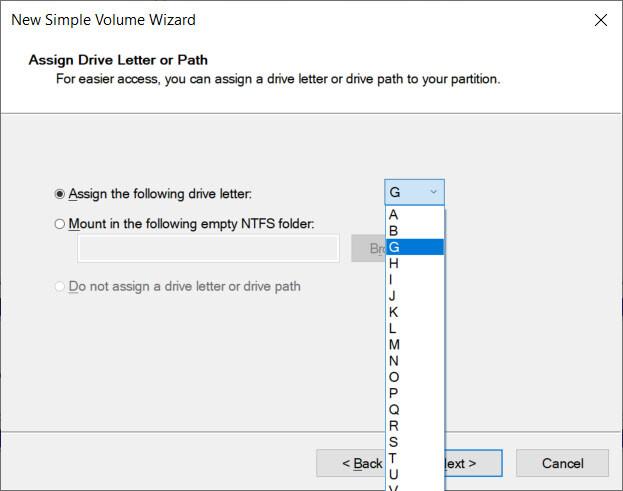 9. Cara Mempartisi Disk Eksternal di Windows 10