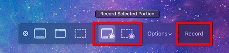 1. Cara Screen Record di Mac Menggunakan Capture Tool