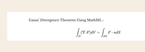 10. Cara Menulis Rumus Matematika di WordPress menggunakan MathML