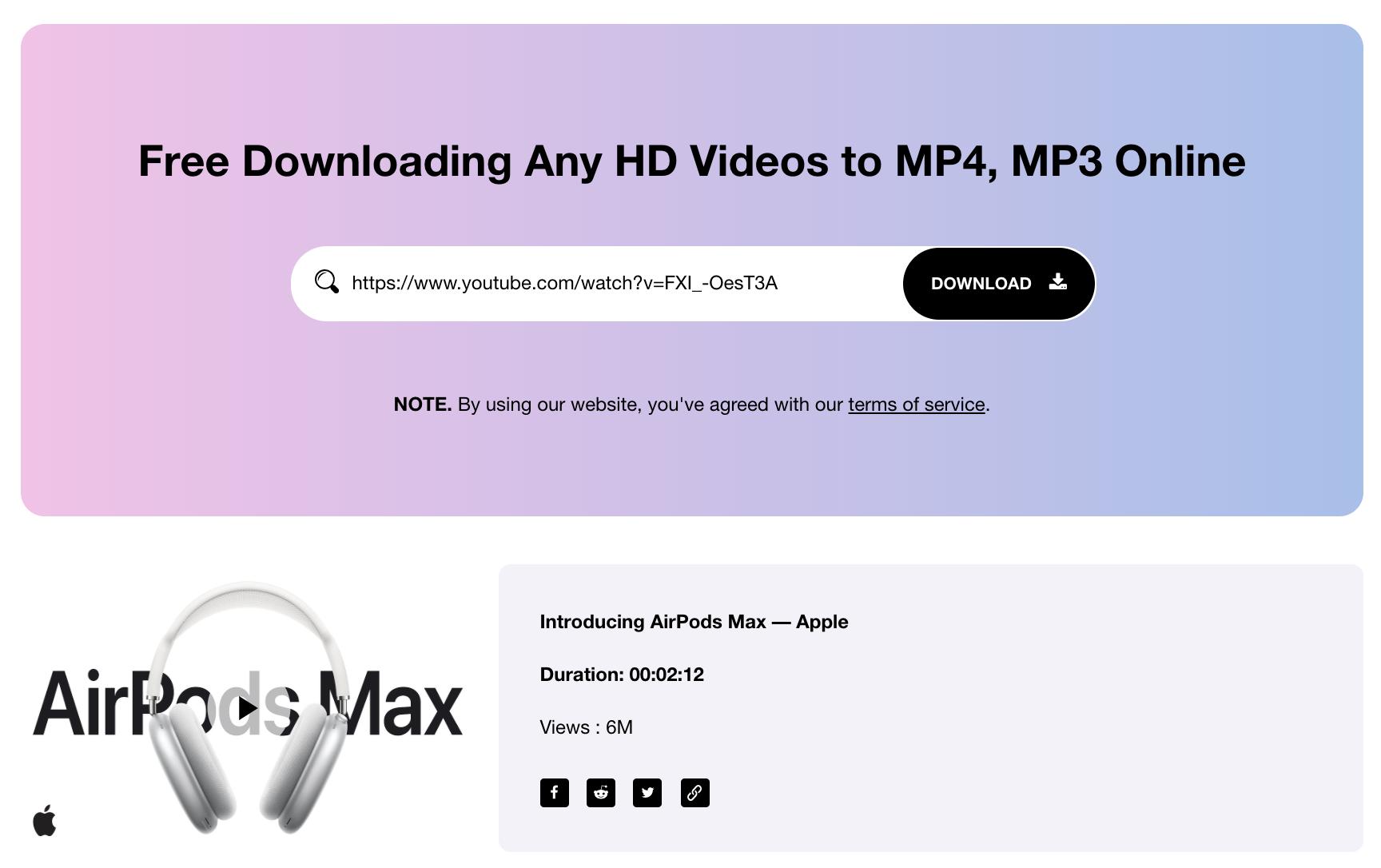 2. Cara Download Video YouTube Menjadi MP3 dan MP4