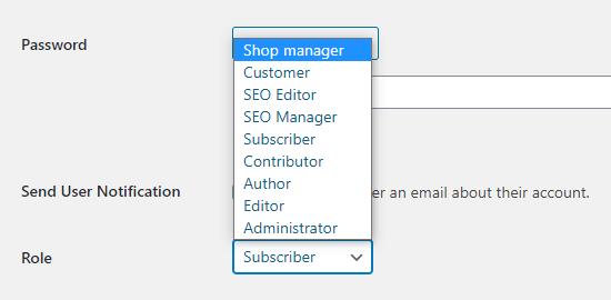 4. Menambahkan User dan Author Baru di WordPress Secara Manual
