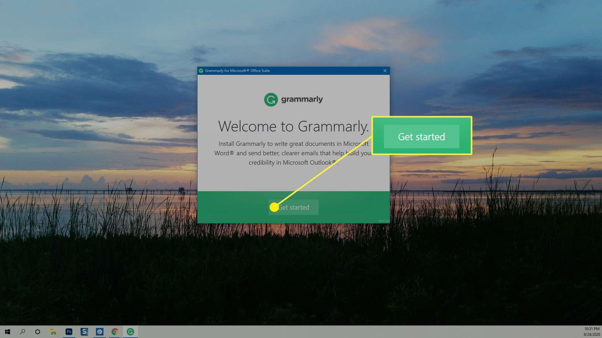 3. Cara Memasang Grammarly di Word