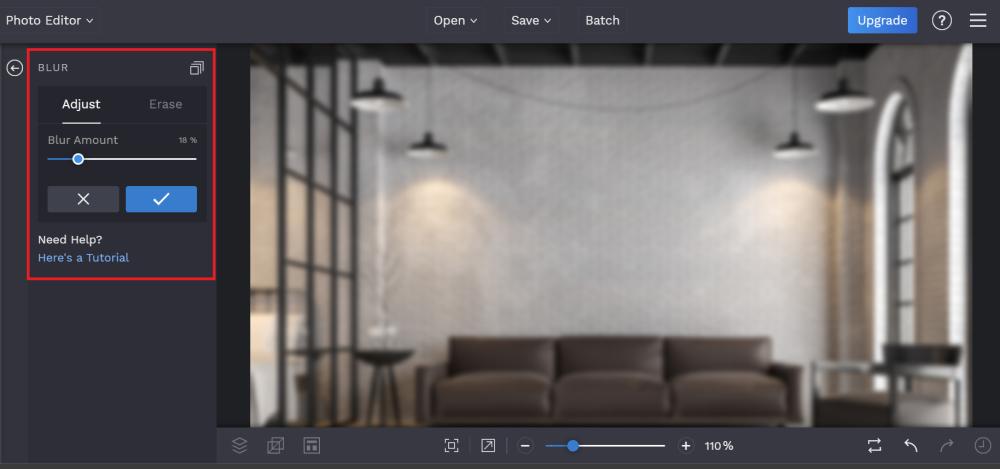 8. Cara Membuat Background Blur di Zoom