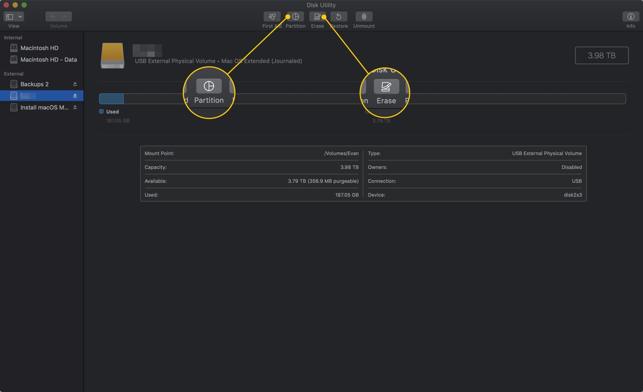 14. Cara Downgrade MacOS Catalina to Mojave Menggunakan Installer scaled