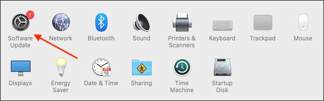 2. Cara Update Safari di MacBook