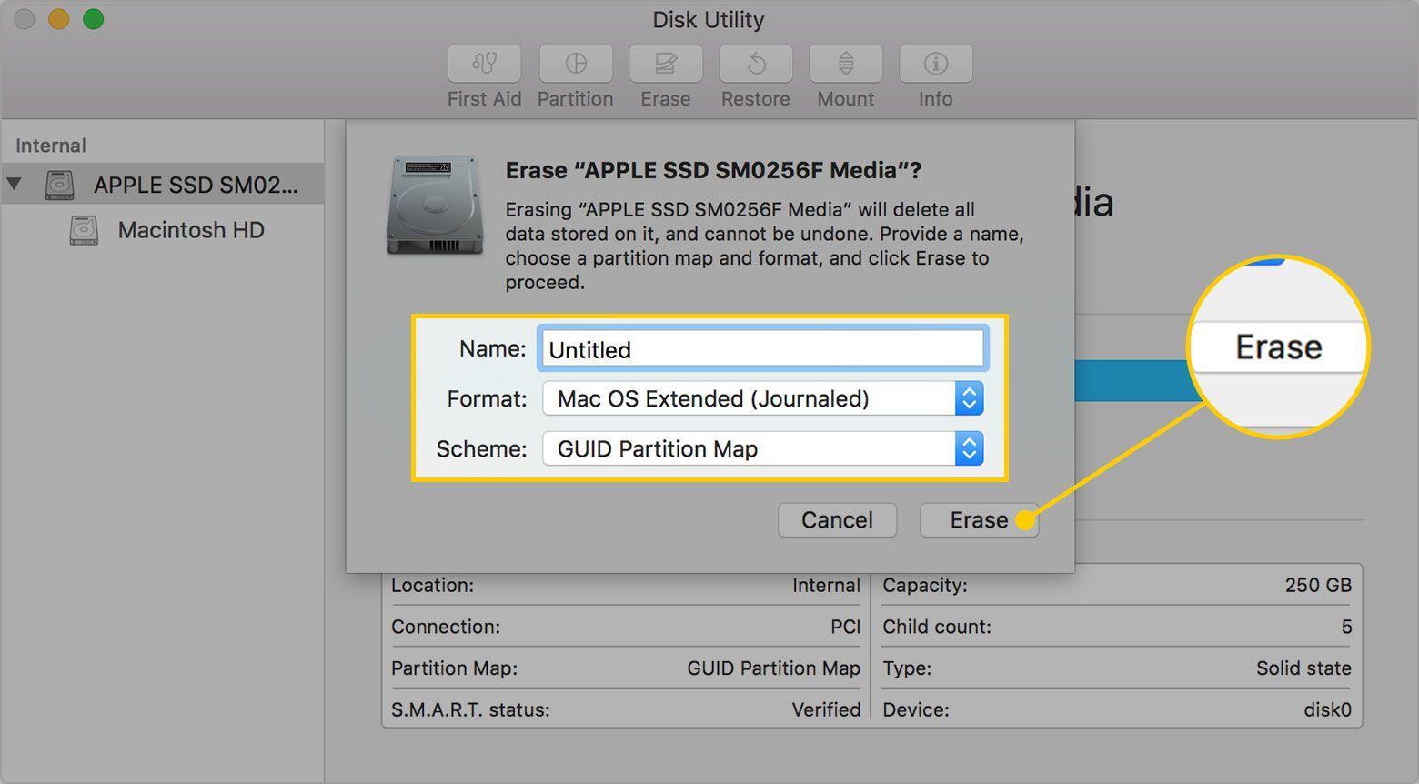 21. Cara Downgrade MacOS Catalina to Mojave Menggunakan Installer
