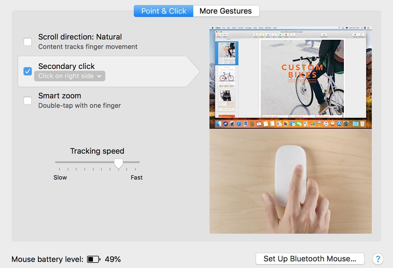 3. Cara Klik Kanan di Mac dan MacBook