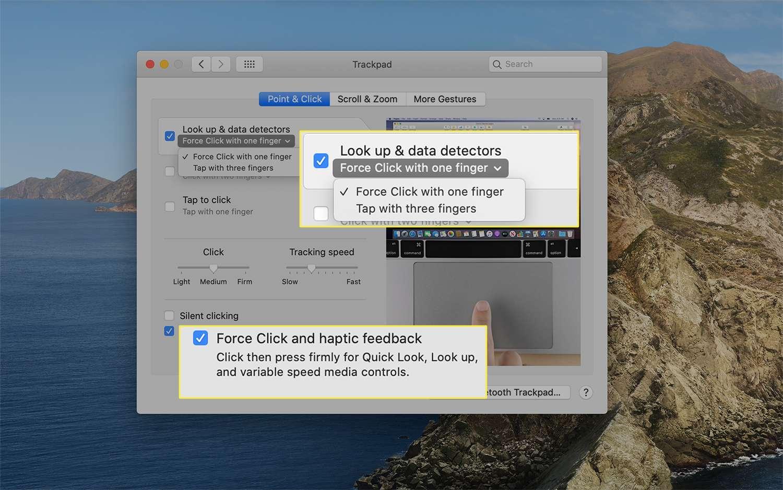 5. Cara Klik Kiri di MacBook dan Mac