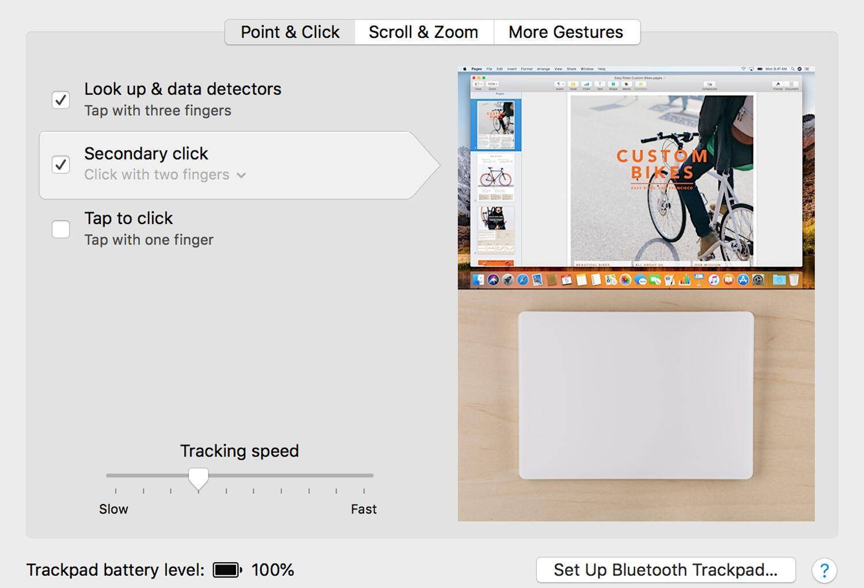 6. Cara Klik Kanan di Mac dan MacBook