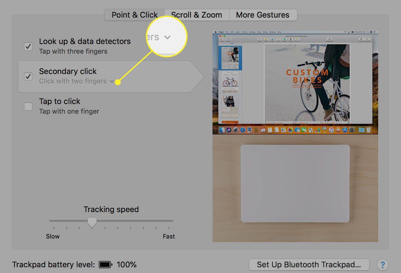 7. Cara Klik Kanan di Mac dan MacBook
