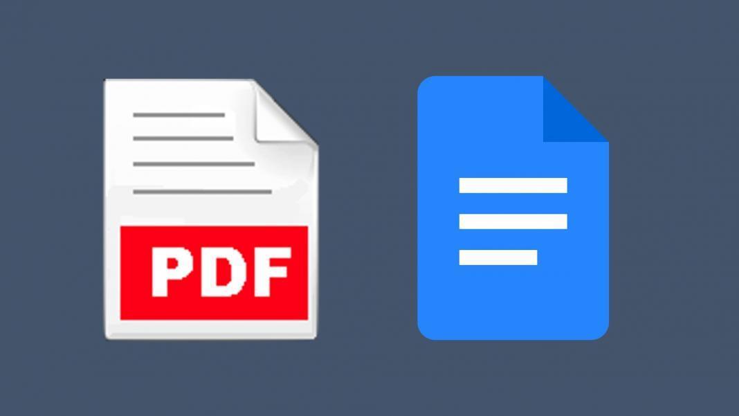 Cara Merubah PDF ke Word Dengan Google Docs