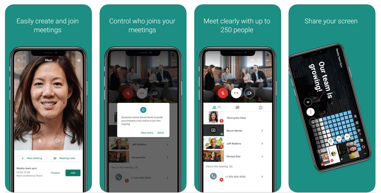Download Aplikasi Google Meet untuk Laptop