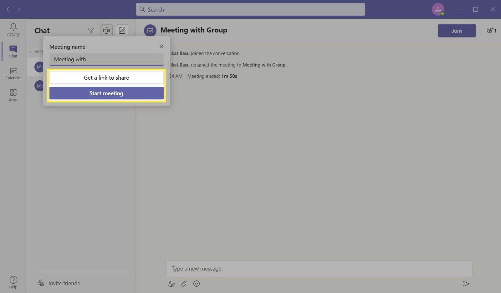 2. Cara Mengganti Background Microsoft Teams