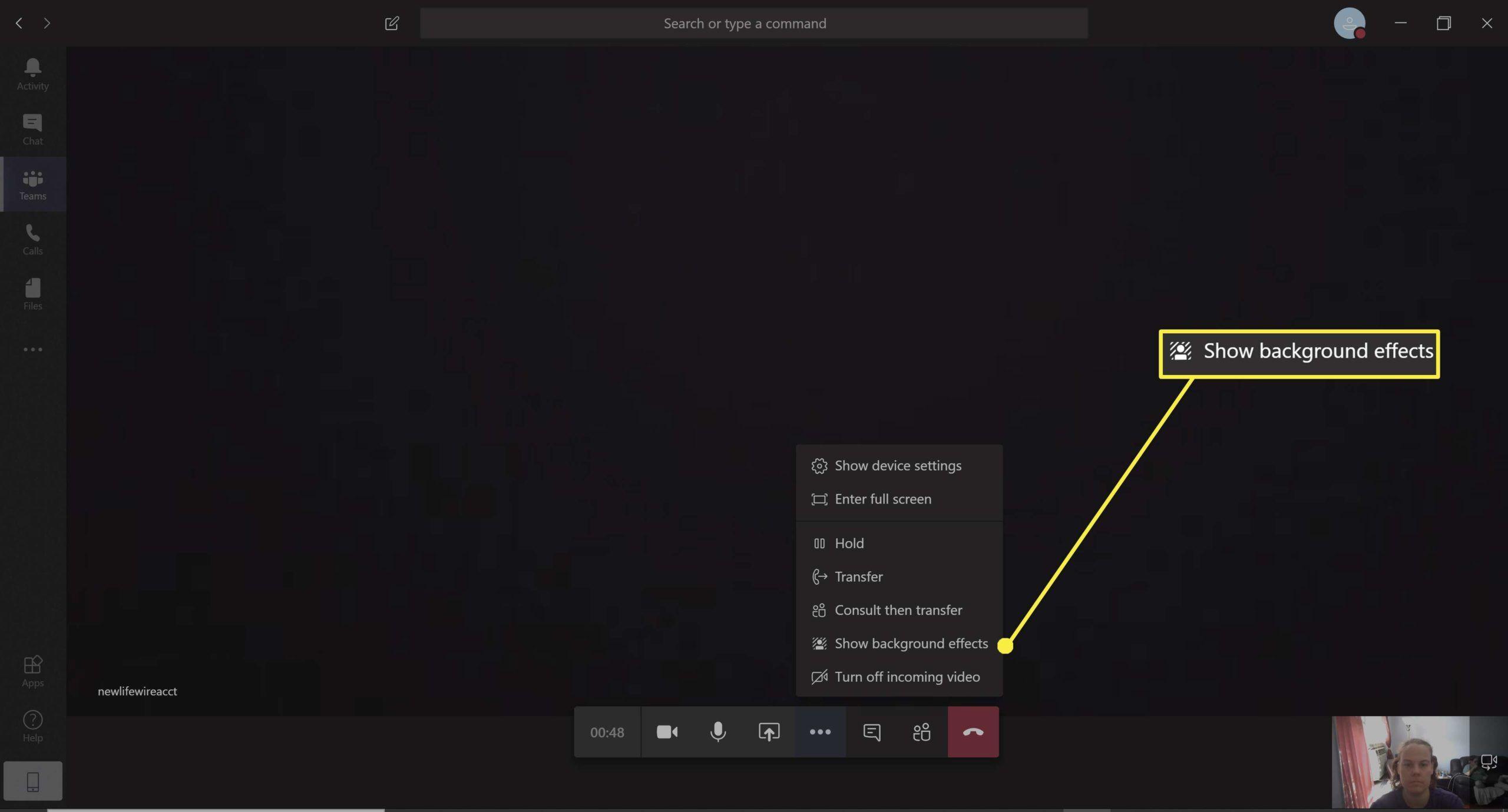 3. Cara Membuat Blur Background Microsoft Teams scaled