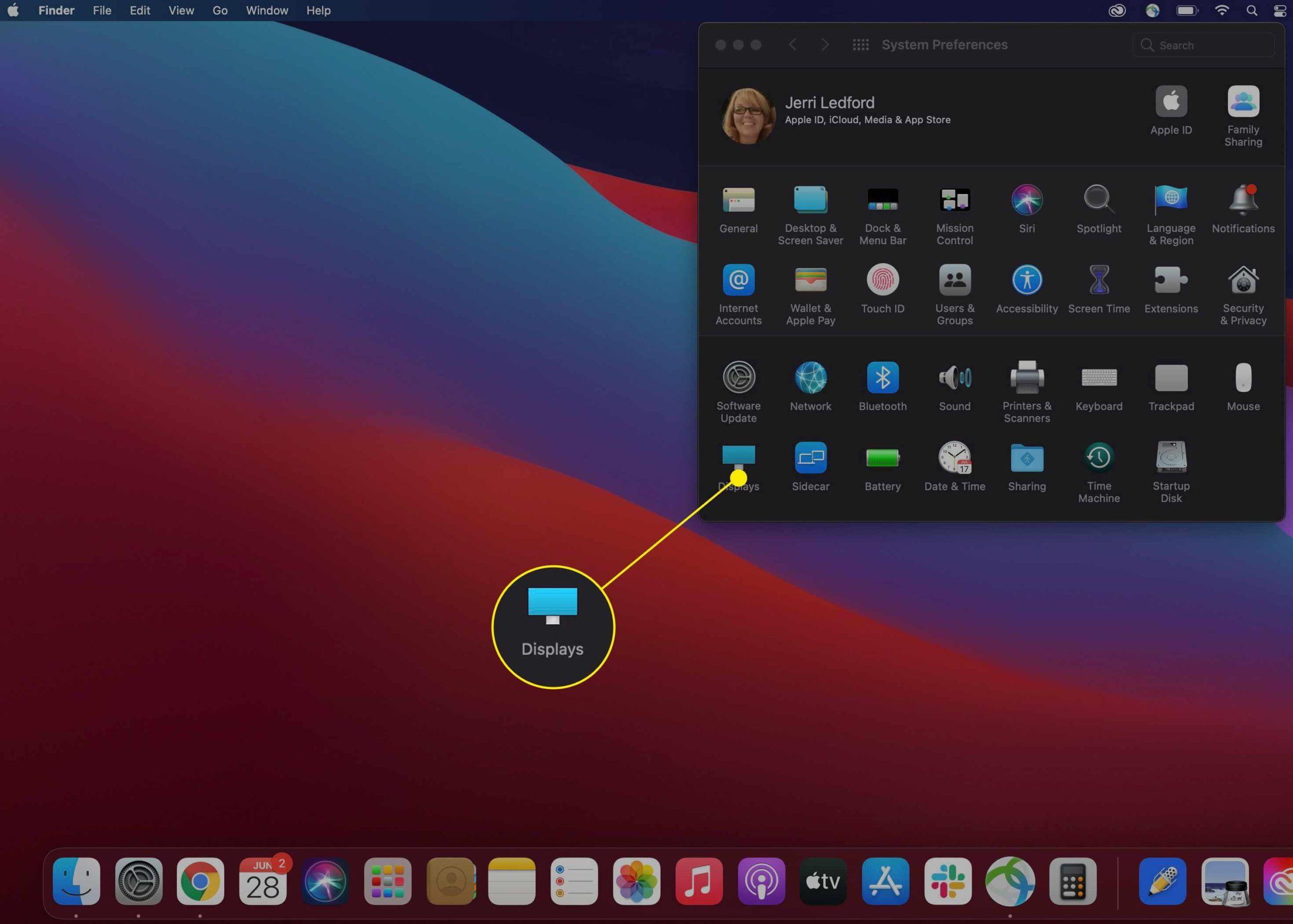 3. Cara Mengaktifkan AirPlay di MacBook scaled